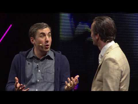 Kevin Rose: Answering The Big Five | TNW Conference 2017
