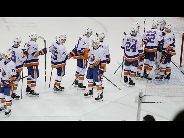NHL Highlights | Rangers vs Islanders – Jan. 21, 2020