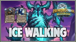 Epic Games | Ice Walking | Hearthstone | The Witchwood