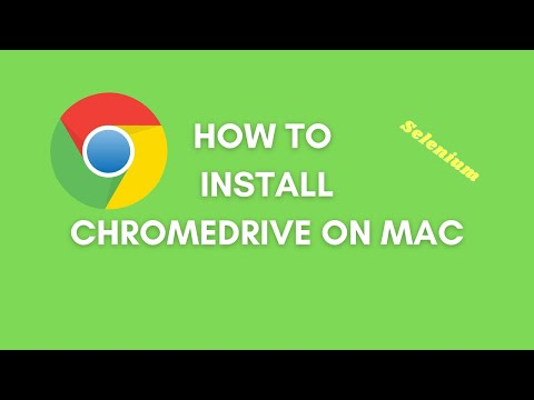 Download Chromedriver For Mac