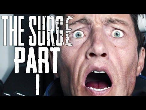 The Surge - PART 1 | Field Technician (Lynx) | Warren | Wheelchair (PS4, PS4 PRO Gameplay)
