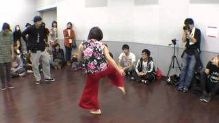 Cherry Wine vs fight of the dust BEST16 FREESTYLE SIDE / RUN UP! × ばとる☆マギカ vol.2