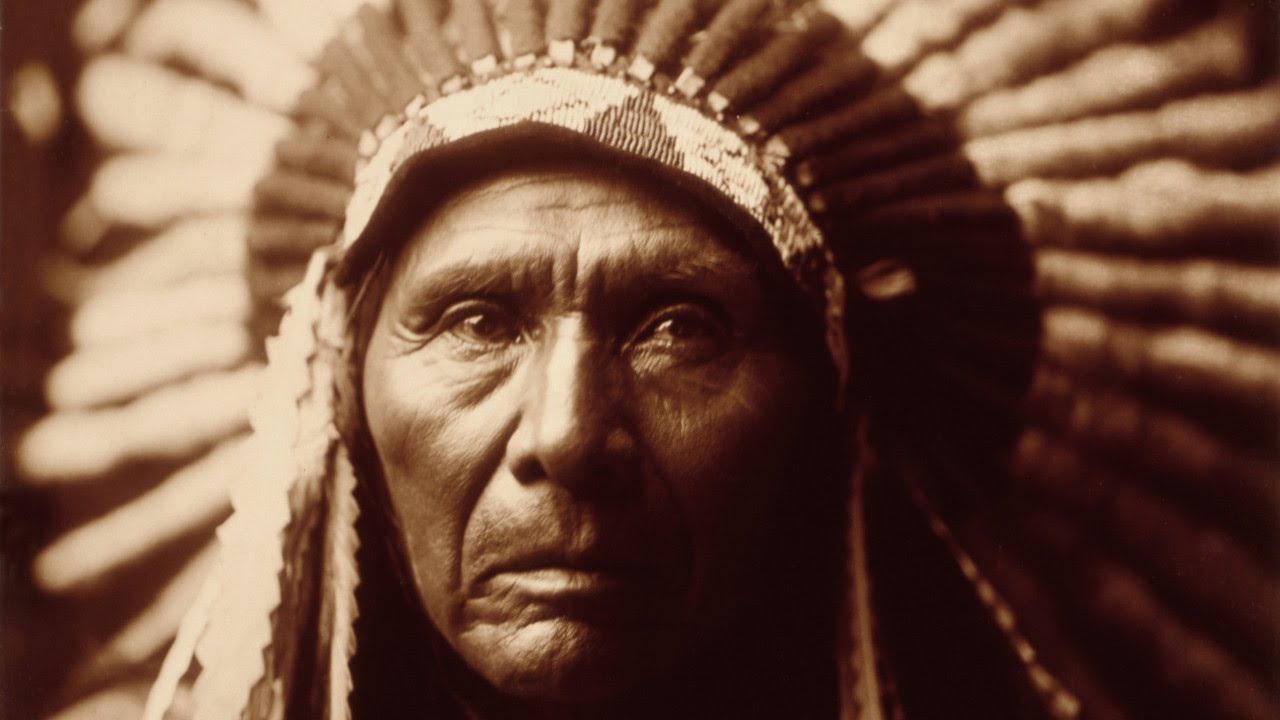 d8defc3cd Oldest Native American footage ever - YouTube