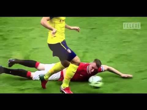 Football - The passion of defending
