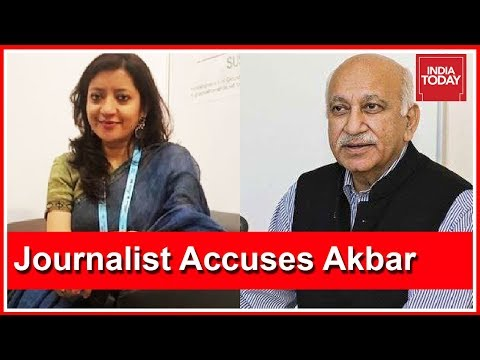 Journalist Ghazala Wahab Accuses MJ Akbar Of Sexual Harassment