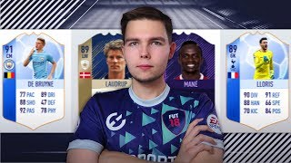 FIFA 18 DRAFT | Premier League z ikoną!