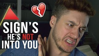 RED FLAGS That Show A Guy Isn't Interested thumbnail