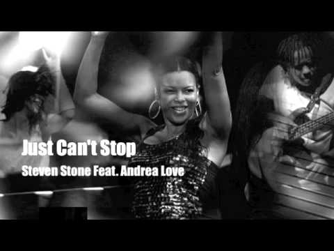Just Can't Stop - Richard Earnshaw Remix - Steven Stone Feat. Andrea Love
