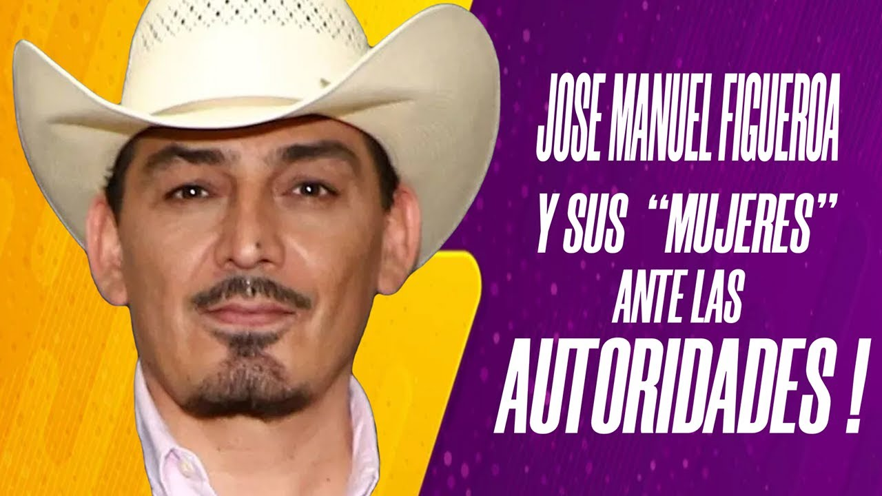 ¡ JOSE MANUEL FIGUEROA ANTE EL MP !