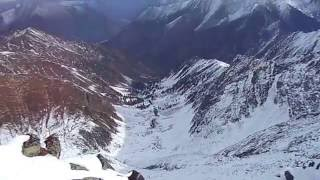 зимний военный альпинизм. вершина Братчанка(совершения восхождения на вершину Братчанка. 2 категория сложности. высота над уровнем моря 2501 м. Восточные..., 2016-11-14T09:16:09.000Z)