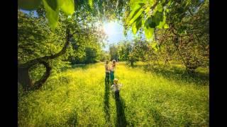 Иван и Вероника, слайд-шоу из фотографий, прогулка в Твери
