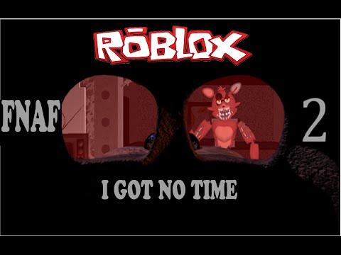 Roblox code i got no time