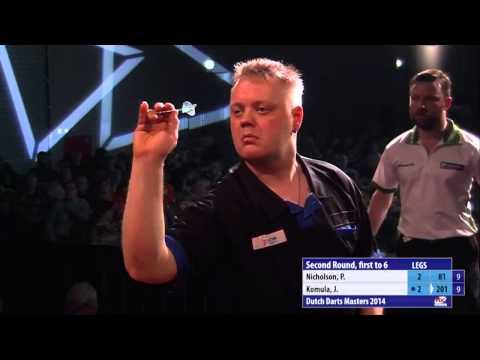 PDC Dutch Darts Masters 2014 - Second Round - Paul Nicholson vs. Jarkko Komula