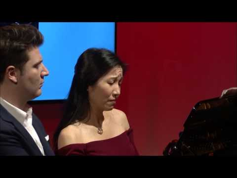 Alessio Bax & Lucille Chung play Two Tangos: Milonga del Angel and Libertango (Piazzolla/Bax/Chung)
