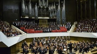 Ludwig van Beethoven - Sinfonie Nr. 9 | Gewandhaus zu Leipzig (31.12.2013)