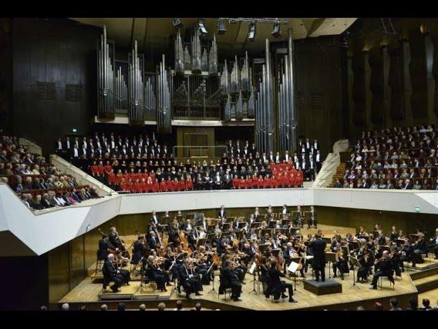 Nona Sinfonia de Beethoven, um Hino à Fraternidade Universal!