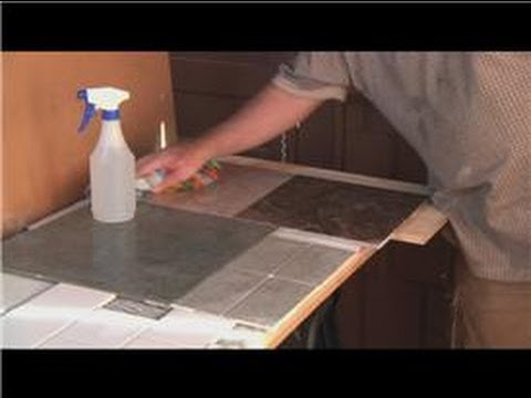 Cleaning Tile  : How to Clean Granite Tiles