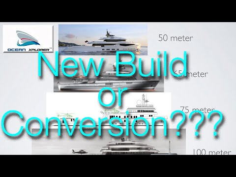 Expeditions Yachts - New Build or Conversion???
