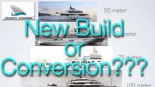 Paul Madden dives into Expeditions Yachts - New Build or Conversion???