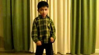 """Aarav Dancing - """"Dum Dum Dum Mast Hai"""""""
