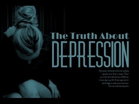 HEALTH DOCUMENTARY 2015: The Truth About Depression [Documentary] - food world