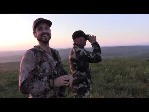 How To Spot & Stalk South Dakota Big Bucks