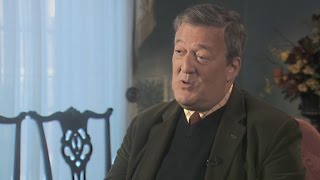 Stephen Fry on God | The Meaning Of Life | RTÉ One thumbnail