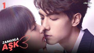 Zamanla Aşk  1. Bölüm  Love İn Time  RenYankai ChengXiaomeng SenJun Liu Yuqi PanYiyi  Clickia Tv