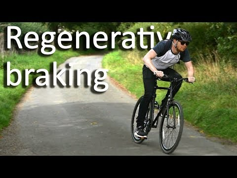 Regenerative Braking tests