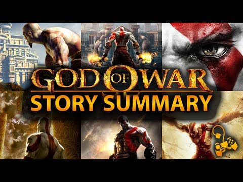 God of War - What You Need to Know! (Original Saga Story Summary)