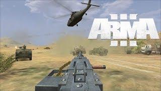 Arma 3 - Delta Force Black Hawk Down -  Marka Breakdown preview