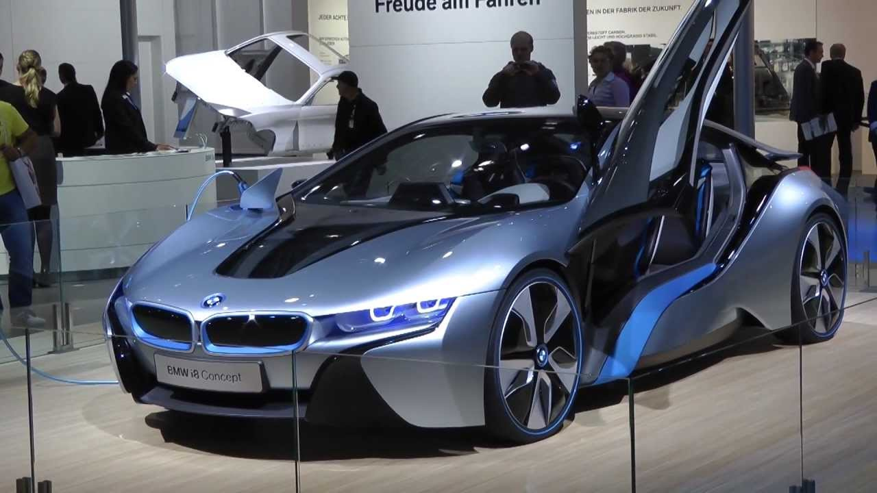 Bmw I 8 At Ami 2012 Youtube