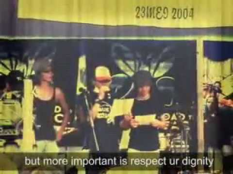 SLANK - Peace Movement (Official Music Video)