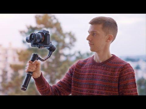 Test du Zhiyun Crane v2 - Stabilisateur pour caméra