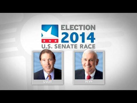 NMPBS Election 2014 | U.S. Senate Debate