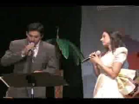 Ashtamudi Kayalile - by Raju Thekaekara  Boston Concert 2004.flv
