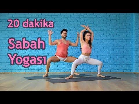 20 Dakika Sabah Yogası (40 Gün Boyunca Aralıksız Uygula!) | Toprak Elementi - Çetin Çetintaş