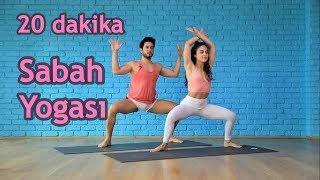20 dakika Sabah Yogası (40 gün boyunca aralıksız uygula!) | Çetin Çetintaş