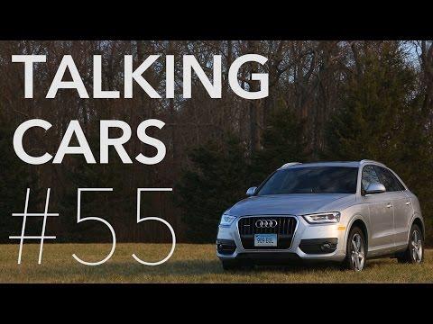 Talking Cars with Consumer Reports #55: Audi Q3 vs. Mercedes-Benz GLA | Consumer Reports