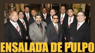 Gilberto Colon Jr. & Ensalada de Pulpo, Canta Ray Bayona, Si Hecho Palante