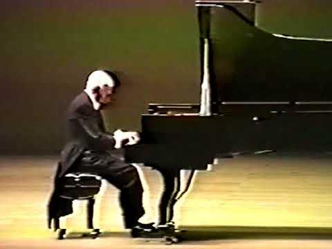 Vlado  Perlemuter Recital 11/19/1986 Tokyo
