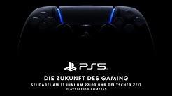 [DEUTSCH] PS5 - DIE ZUKUNFT DES GAMING (LIVE STREAM)