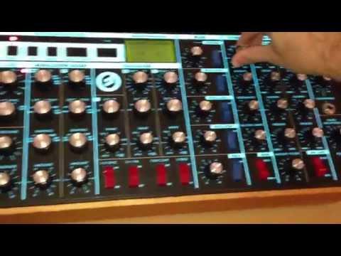Moog Voyager Demo