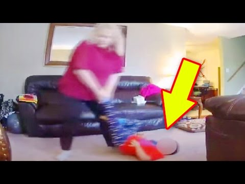 10 Real SHOCKING Things Caught On Nanny Cam