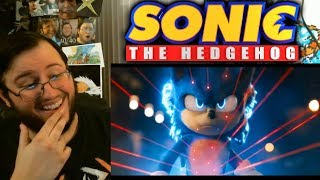 "Gors ""Sonic The Hedgehog (2020)"" New Official Trailer REACTION (WAS THAT SO HARD!?!)"