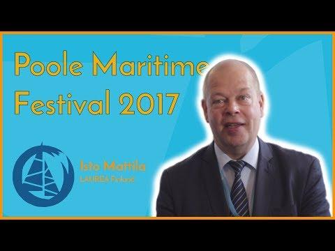 European Maritime Day 2017 - Isto Mattila Interview