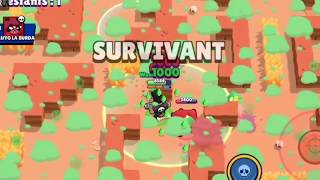 The Best, fail and Funny moments Brawl Stars #002 - Troll Gaming