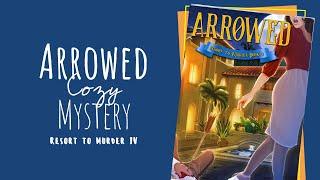 Sante Fe NM Cozy Mystery-Arrowed by Avery Daniels