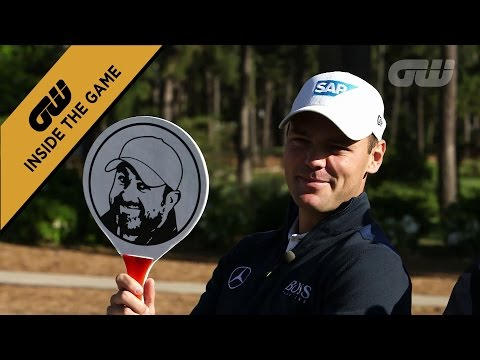 Martin Kaymer: How well do you know your partner?