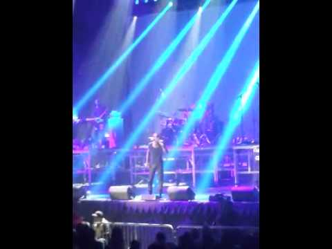 Aaron Hall Live in Philly 10-11-15 I Miss You
